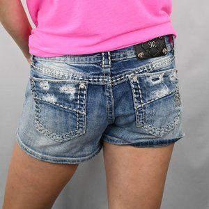 Miss Me Shorts - Miss Me Denim Jeans SZ: 29